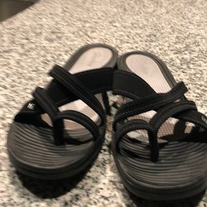 Skechers Suede sandals